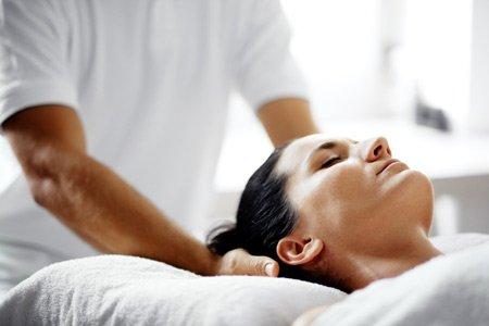 Craniosacrale Therapie in der Praxis Zürich